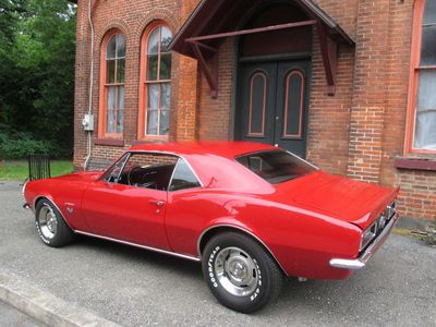 1967 Chevrolet Camaro PROFESSIONALLY RESTORED-PRICE DROPPED - Click to see full-size photo viewer