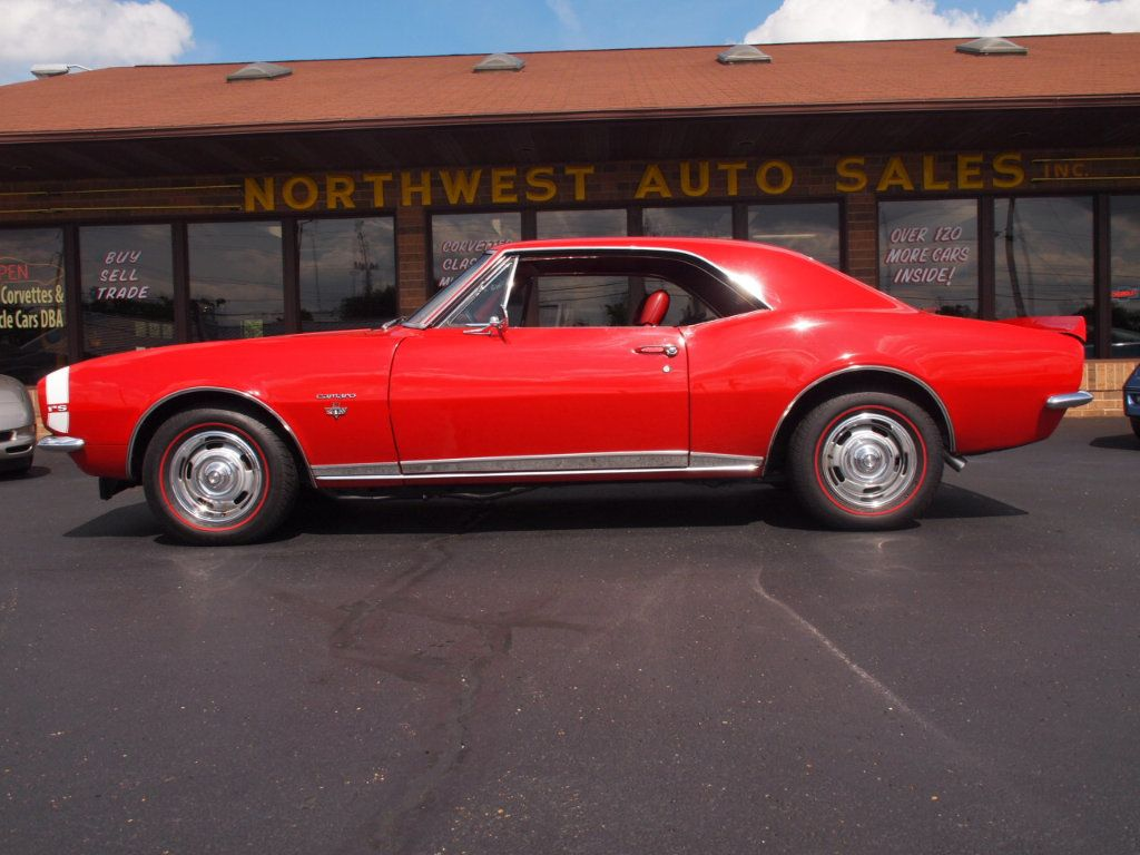1967 Chevrolet Camaro RS - 17821061 - 0