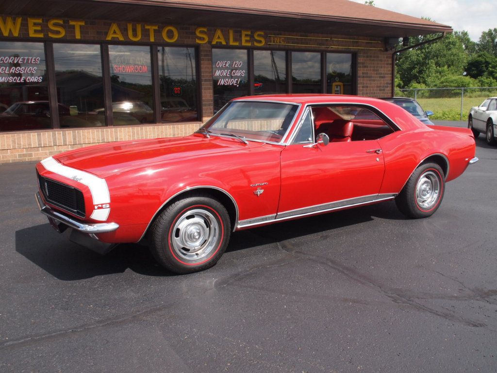 1967 Chevrolet Camaro RS - 17821061 - 10