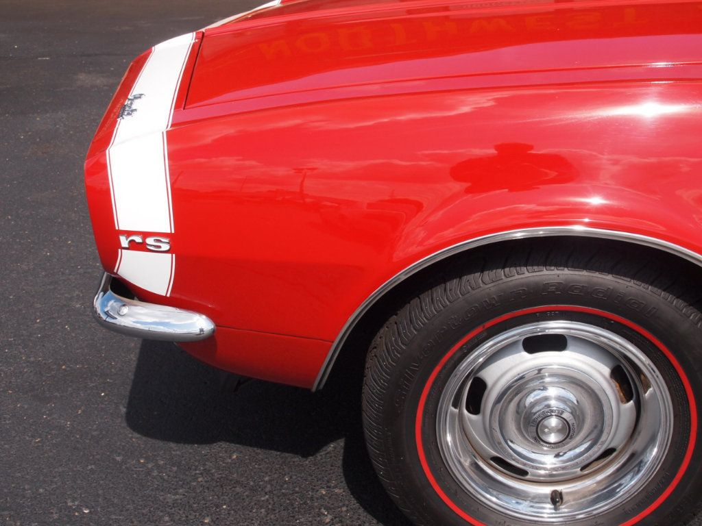 1967 Chevrolet Camaro RS - 17821061 - 21