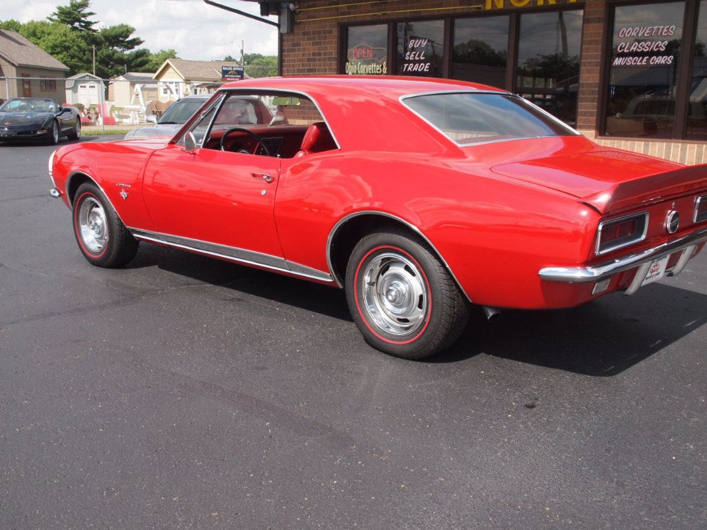 1967 Used Chevrolet Camaro Rs At Webe Autos Serving Long Island Ny Block Alternator Without Power Steering Diagram For A 1969 Corvette 17821061 2