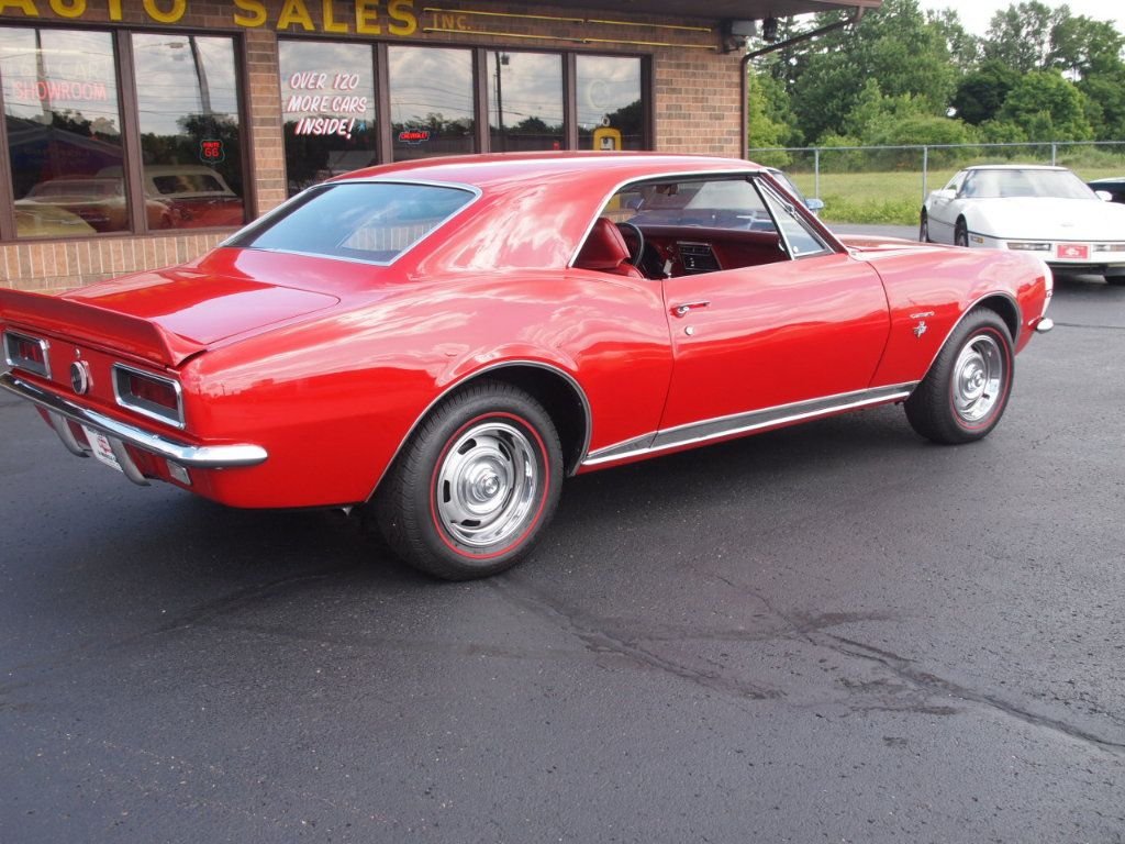 1967 Chevrolet Camaro RS - 17821061 - 43