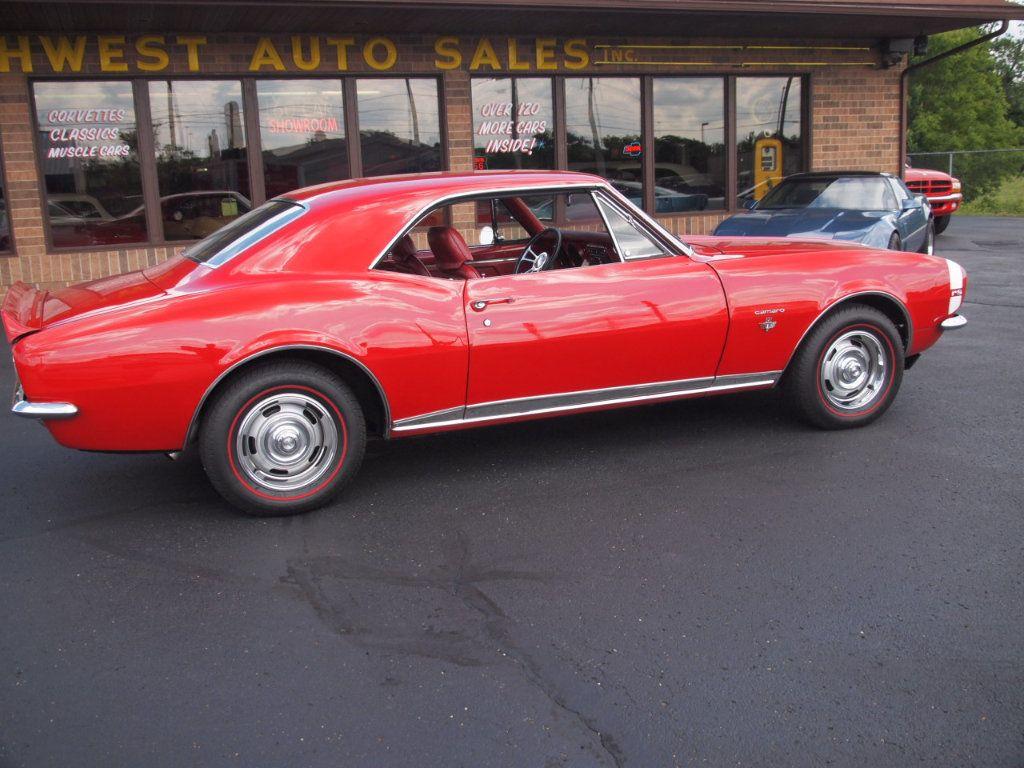 1967 Chevrolet Camaro RS - 17821061 - 45