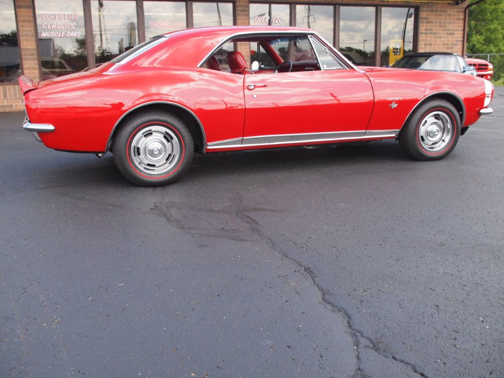 1967 Chevrolet Camaro RS - 17821061 - 46