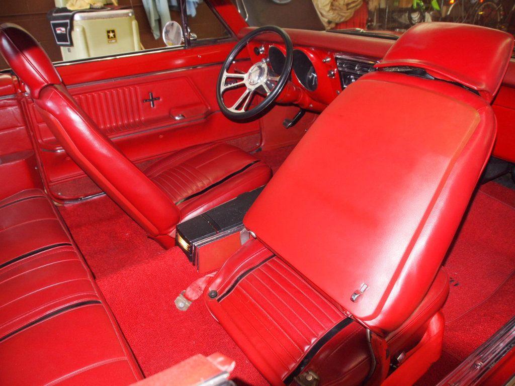 1967 Chevrolet Camaro RS - 17821061 - 69