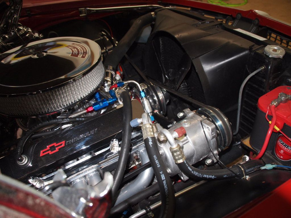 1967 Chevrolet Camaro RS - 17821061 - 83
