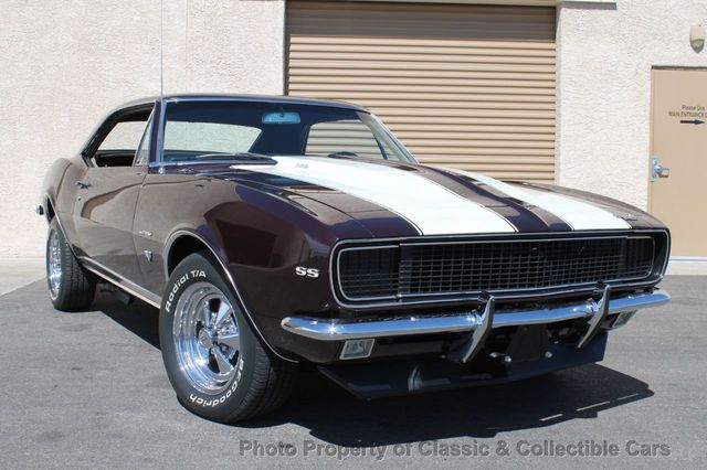 Chevrolet Las Vegas >> 1967 Used Chevrolet Camaro Rs Ss At Classic Collectible Cars Serving Las Vegas Nv Iid 19157437