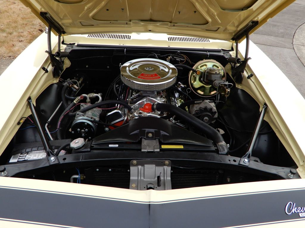 1967 CHEVROLET CAMARO SS 350 - 18412513 - 22