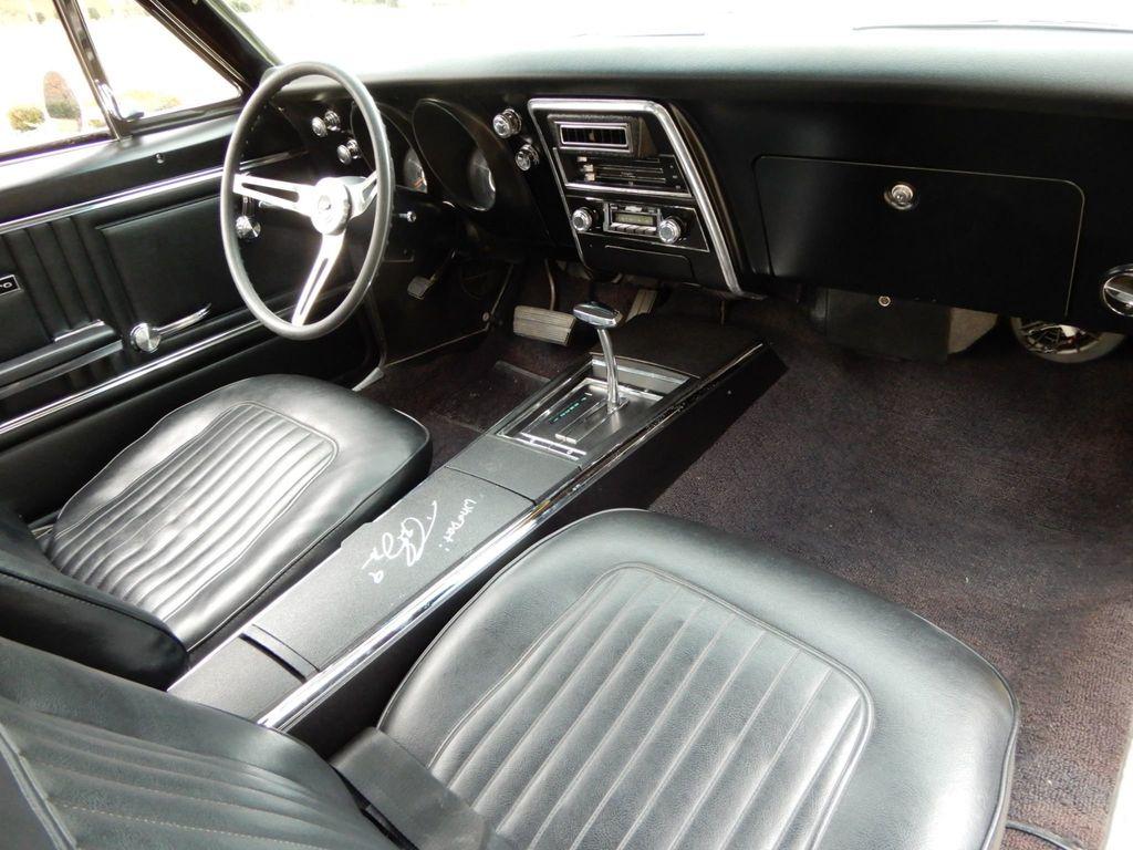 1967 CHEVROLET CAMARO SS 350 - 18412513 - 47