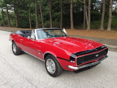 1967 Chevrolet Camaro RS RS Rally Sport Convertible