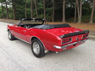 1967 Chevrolet Camaro RS SOLD - Click to see full-size photo viewer
