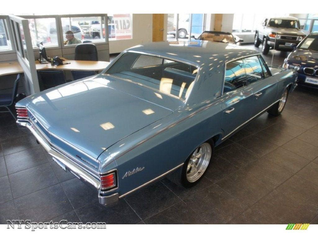 1967 Chevrolet Chevelle Malibu - 7403849 - 4