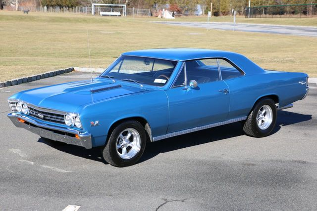 1967 Chevrolet Chevelle Ss Coupe For Sale Riverhead Ny 44 995 Motorcar Com
