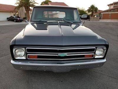 1967 Chevrolet Chevy Van  Coupe