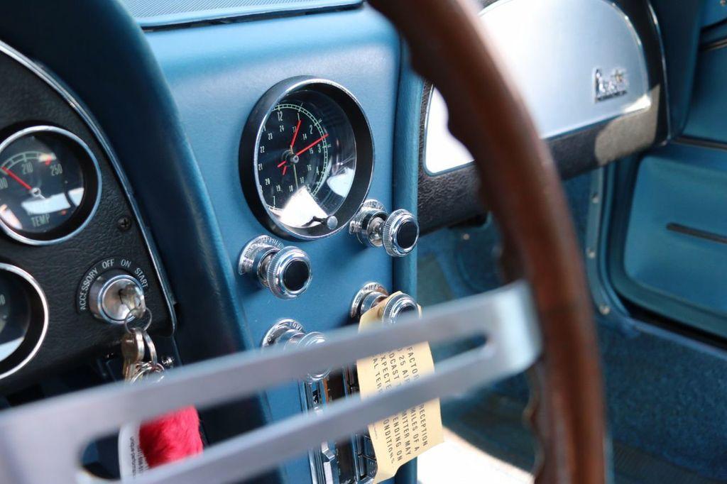 1967 Chevrolet Corvette 427/435 - 16710031 - 40