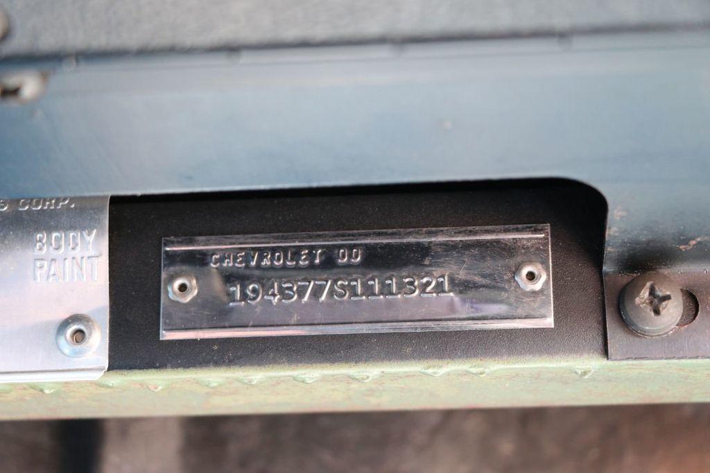 1967 Chevrolet Corvette 427/435 - 16710031 - 59