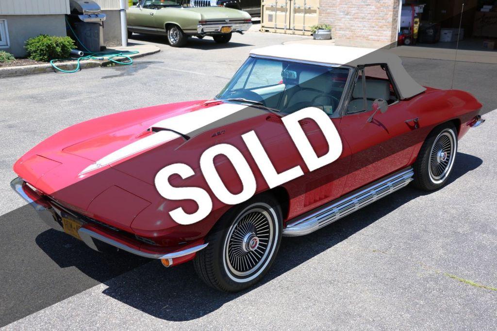 1967 Chevrolet Corvette 427/435 - 17796669 - 0