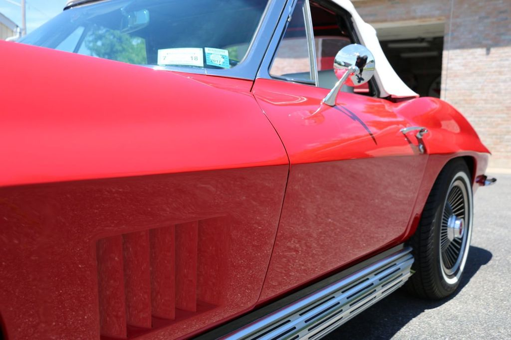 1967 Chevrolet Corvette 427/435 - 17796669 - 13