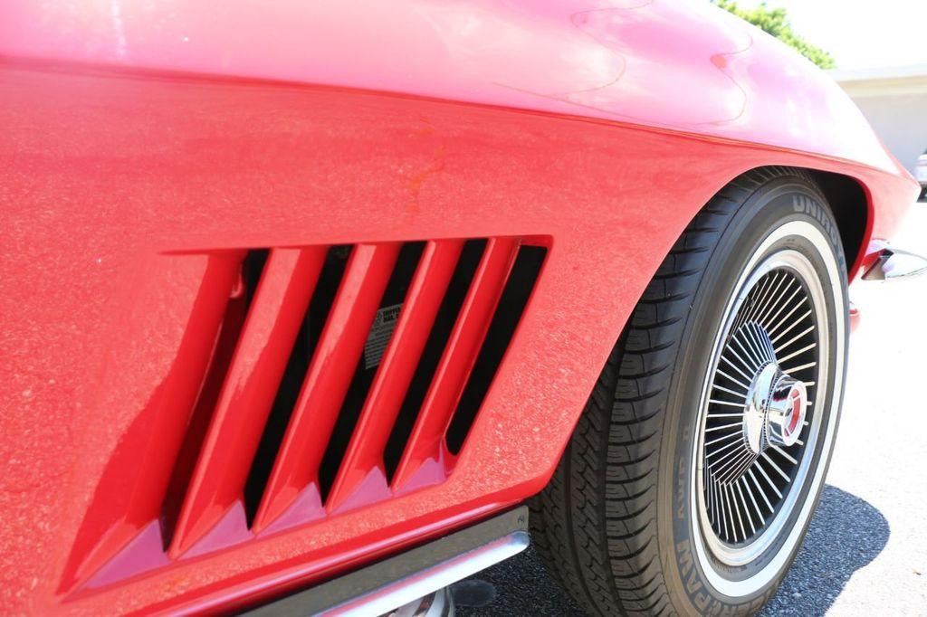 1967 Chevrolet Corvette 427/435 - 17796669 - 21
