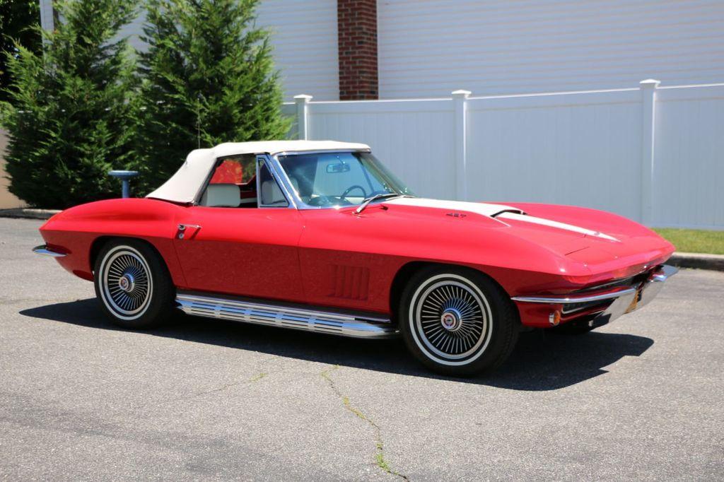 1967 Chevrolet Corvette 427/435 - 17796669 - 2