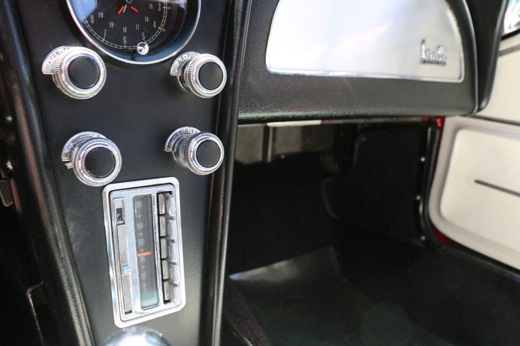 1967 Chevrolet Corvette 427/435 - 17796669 - 61