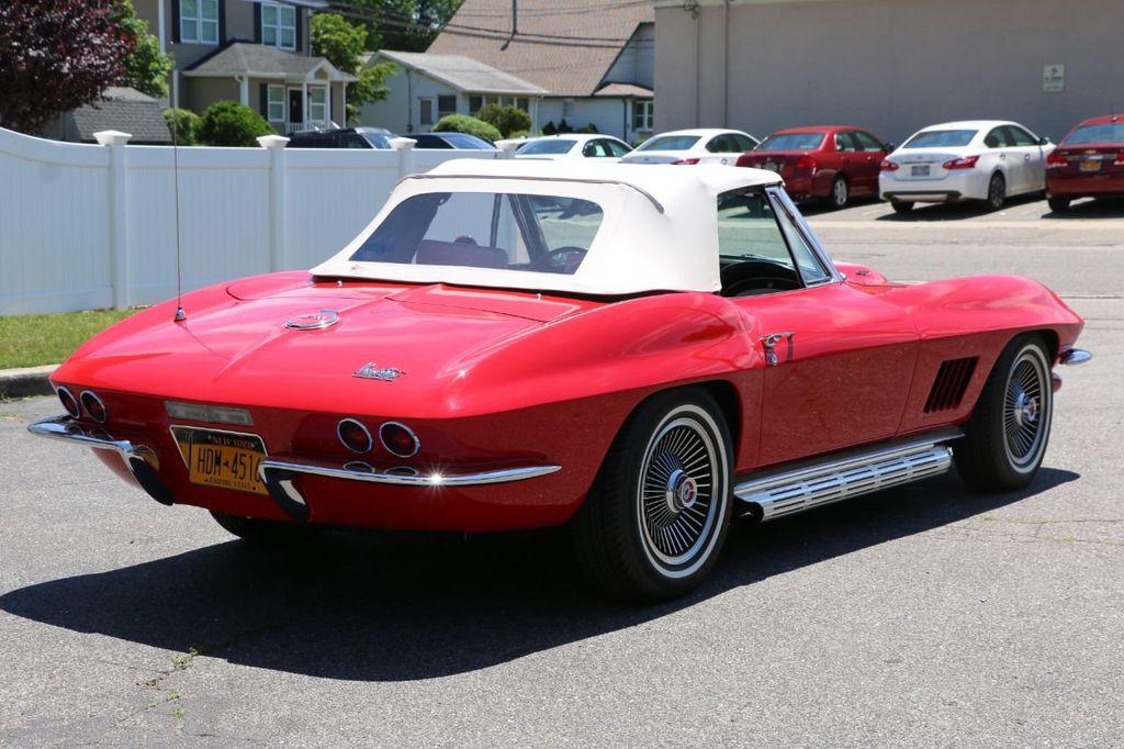 1967 Chevrolet Corvette 427/435 - 17796669 - 8