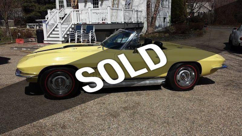 1967 Chevrolet Corvette 427 435hp 13513416 0