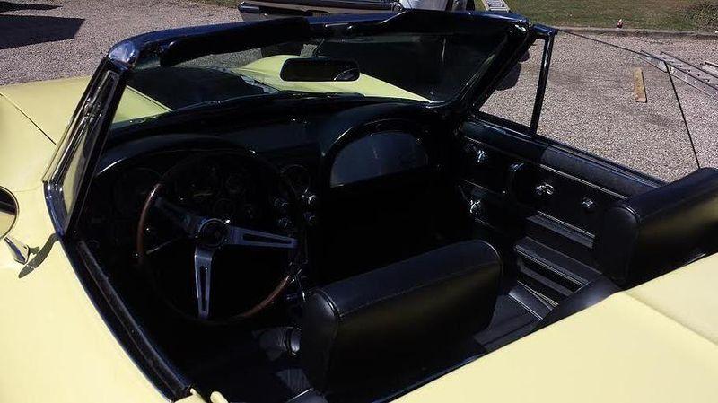 1967 Chevrolet Corvette 427/435hp - 13513416 - 13