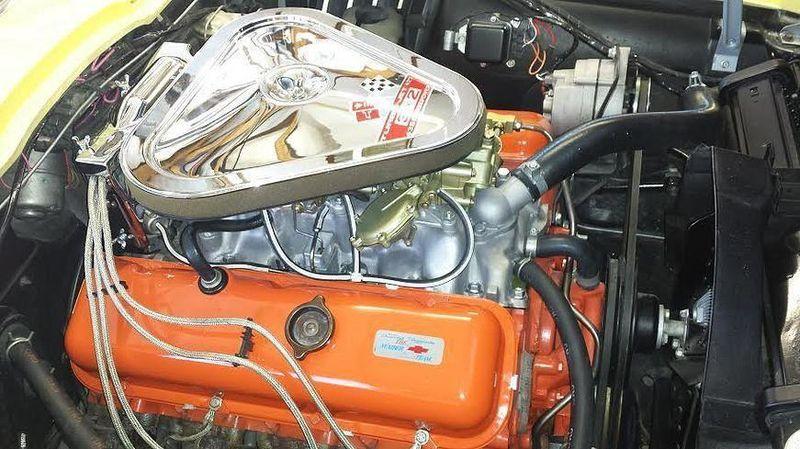 1967 Chevrolet Corvette 427/435hp - 13513416 - 18