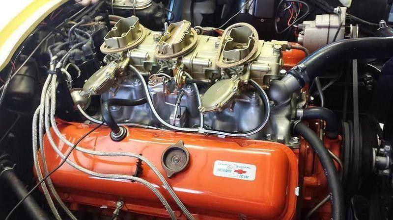1967 Chevrolet Corvette 427/435hp - 13513416 - 23