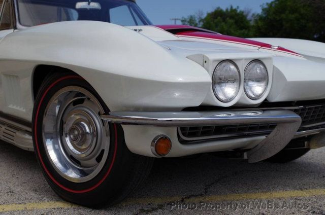1967 Chevrolet Corvette Convertible - 16066767 - 9