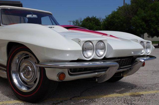 1967 Chevrolet Corvette Convertible - 16066767 - 10