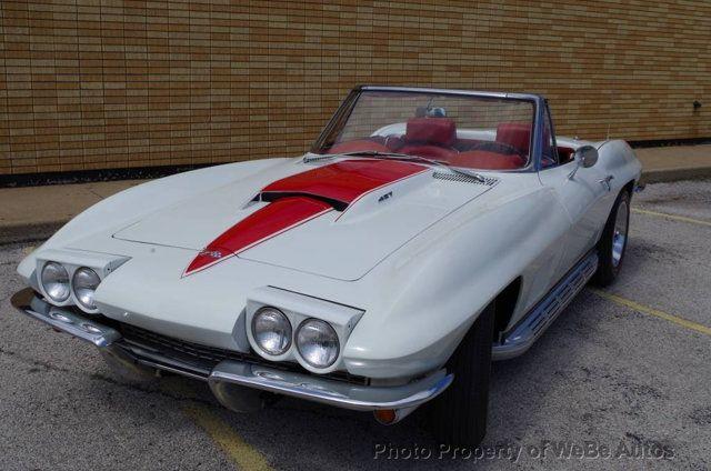 1967 Chevrolet Corvette Convertible - 16066767 - 14