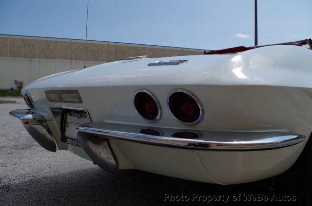 1967 Chevrolet Corvette Convertible - 16066767 - 18