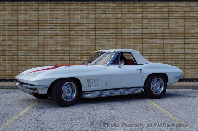 1967 Chevrolet Corvette Convertible - 16066767 - 1