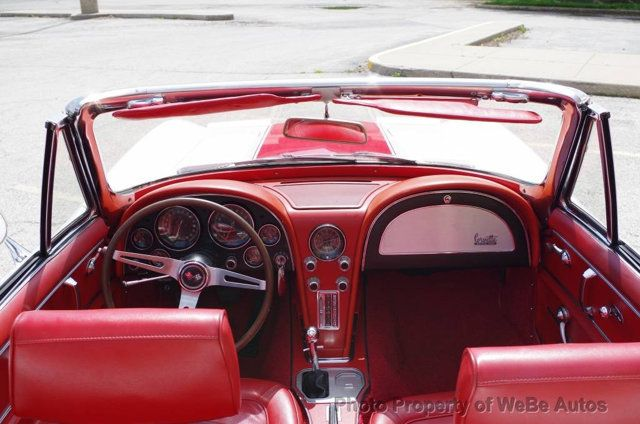 1967 Chevrolet Corvette Convertible - 16066767 - 20