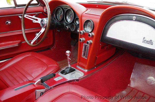1967 Chevrolet Corvette Convertible - 16066767 - 32