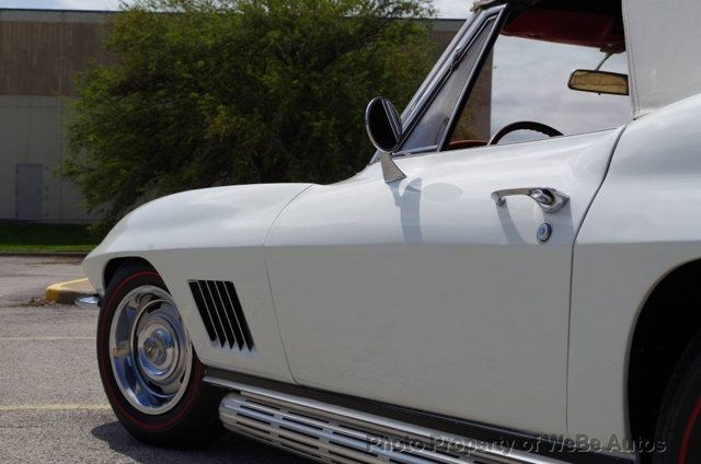 1967 Chevrolet Corvette Convertible - 16066767 - 6