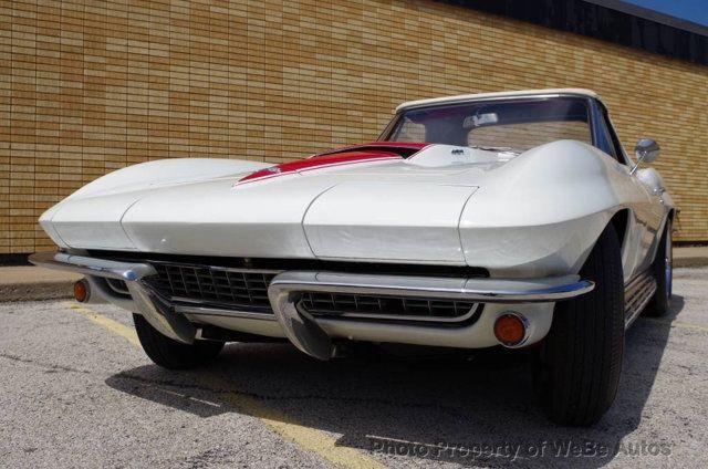 1967 Chevrolet Corvette Convertible - 16066767 - 8