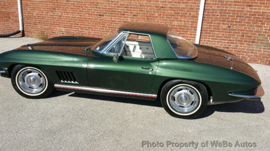 1967 Chevrolet corvette Convertible - 16937303 - 0