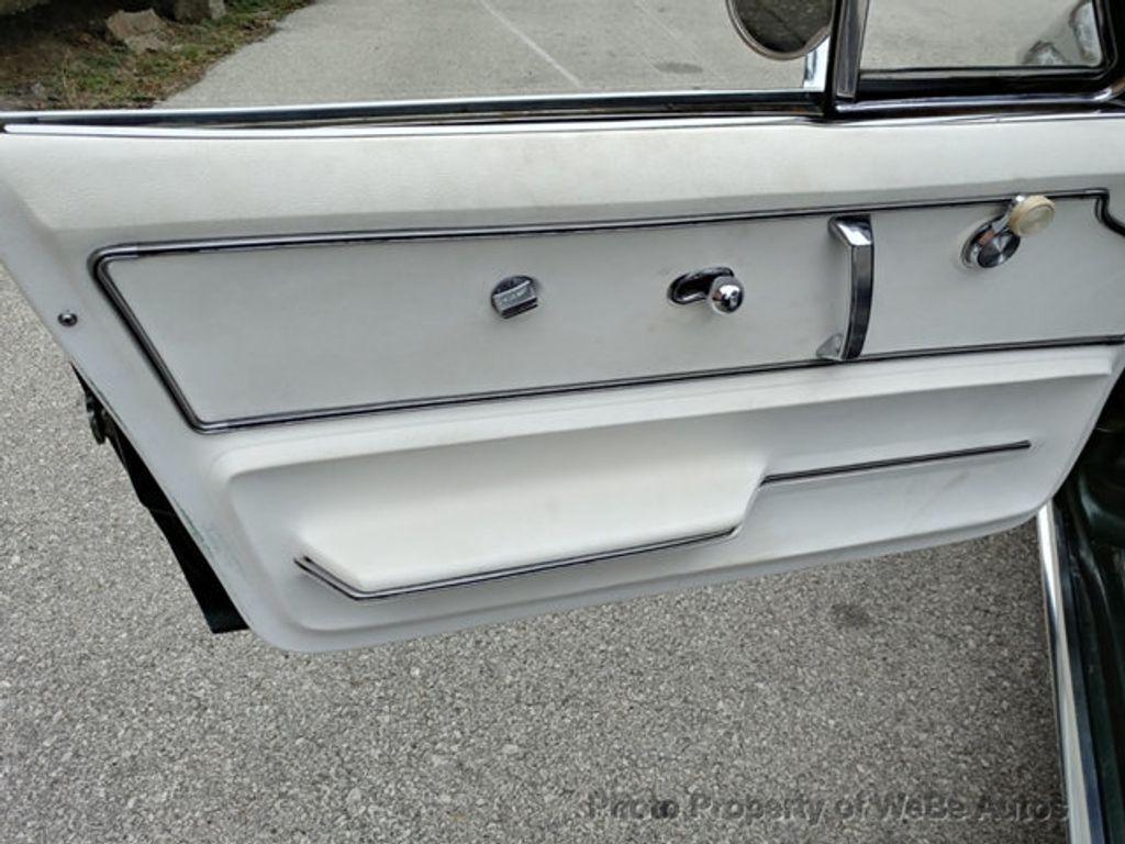 1967 Chevrolet corvette Convertible - 16937303 - 15