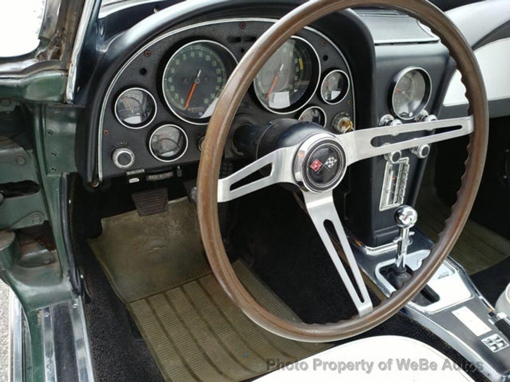 1967 Chevrolet corvette Convertible - 16937303 - 16