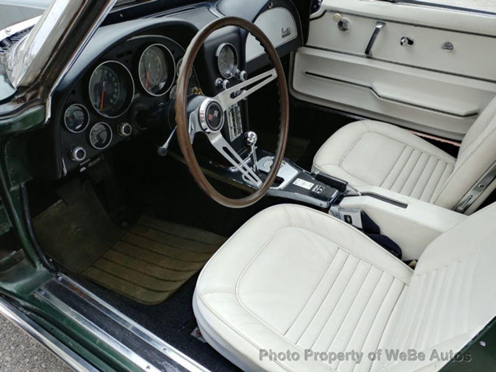 1967 Chevrolet corvette Convertible - 16937303 - 17