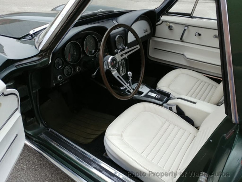 1967 Chevrolet corvette Convertible - 16937303 - 18