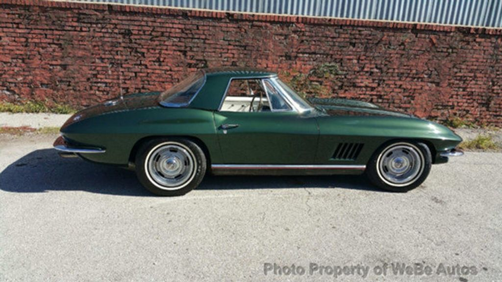 1967 Chevrolet corvette Convertible - 16937303 - 1