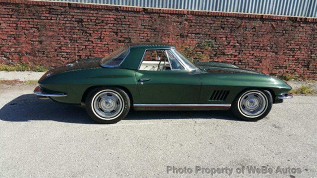 1967 Chevrolet corvette Convertible - 16937303 - 1