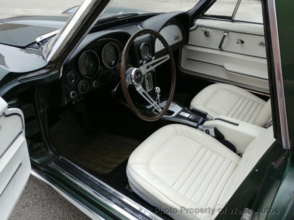 1967 Chevrolet corvette Convertible - 16937303 - 19