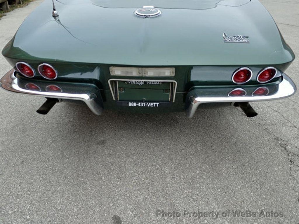 1967 Chevrolet corvette Convertible - 16937303 - 20