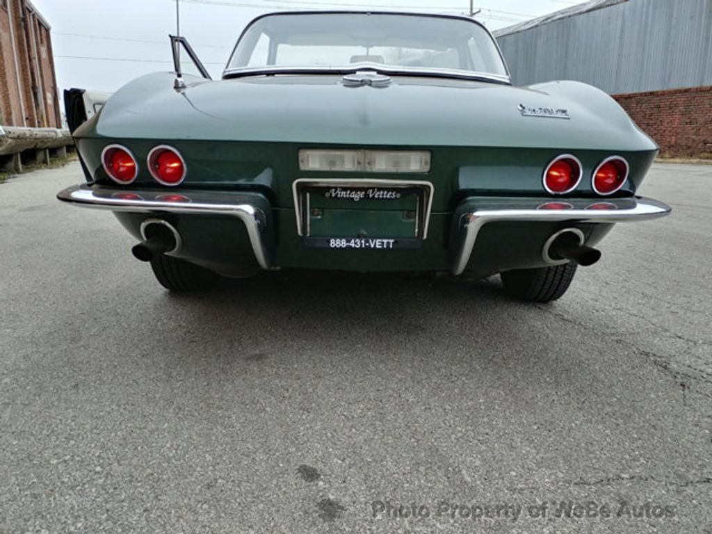 1967 Chevrolet corvette Convertible - 16937303 - 21