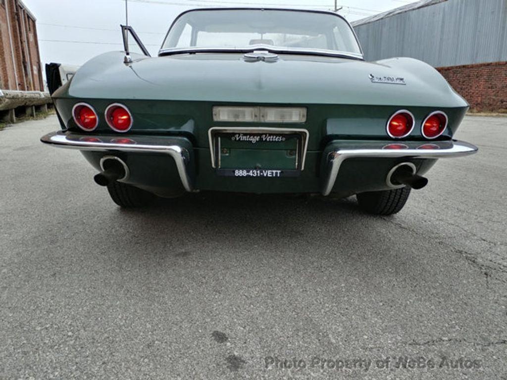 1967 Chevrolet corvette Convertible - 16937303 - 21
